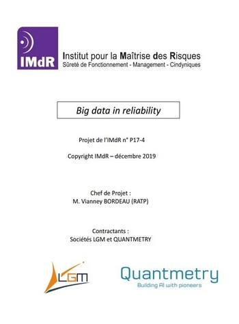 Big data in reliability