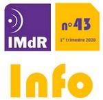 IMdR Info n°43 - 1er trimestre 2020