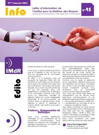 IMdR Info n°45