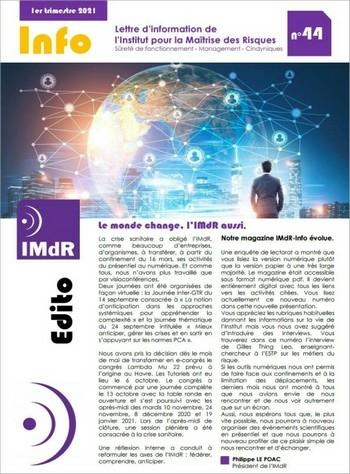 IMdR Info n°44
