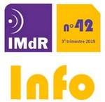 IMdR Info n°42 - 3è trimestre 2019