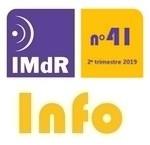 IMdR Info n°41 - 2è trimestre 2019