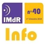 IMdR Info n°40 - 1er trimestre 2019
