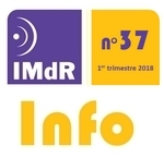 IMdR Info n°37 - 1er trimestre 2018