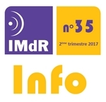 IMdR Info n°35 - 2è trimestre 2017