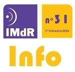 IMdR Info n°31 - 1er trimestre 2016