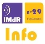 IMdR Info n°29 - 2è trimestre 2015