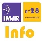 IMdR Info n°28 - 1er trimestre 2015