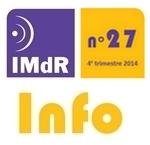IMdR Info n°27 - 4è trimestre 2014