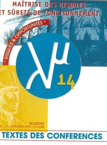 Lambda Mu 14 - Actes du congrès