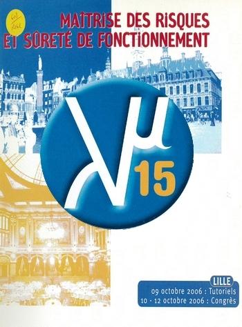 Lambda Mu 15 - Actes du congrès