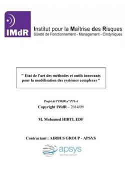 Etat de l'art des méthodes et outils innovants pour la modélisation des systèmes complexes
