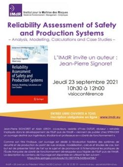 L'IMdR invite un auteur : Jean-Pierre Signoret